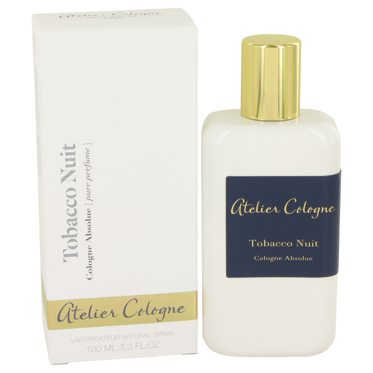 Tobacco Nuit by Atelier Cologne 3.3 oz Pure Perfume Spray for Women