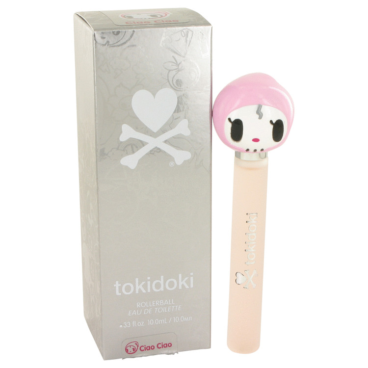 Tokidoki Ciao Ciao by Tokidoki 0.33 oz Eau De Toilette Rollerball for Women