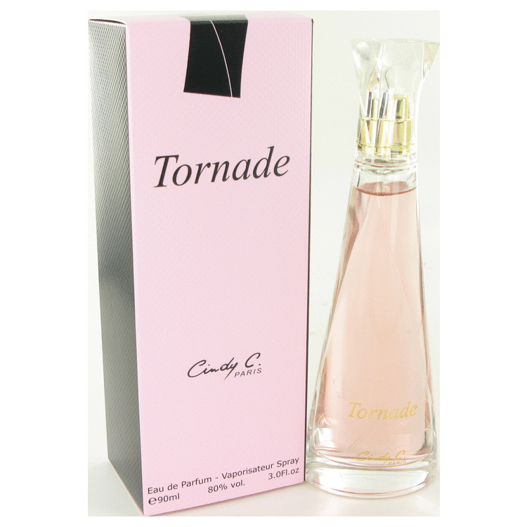 Tornade by Cindy C. 3 oz Eau De Pafum Spray for Women