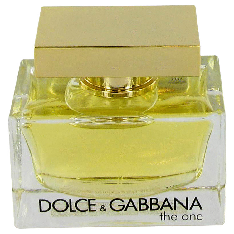 The One by Dolce & Gabbana Eau De Parfum Spray (Tester) 2.5 oz for Women