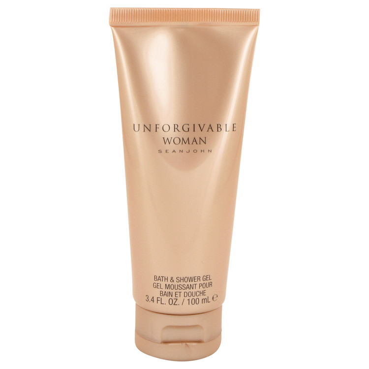 Unforgivable by Sean John Shower Gel 3.4 oz for Women