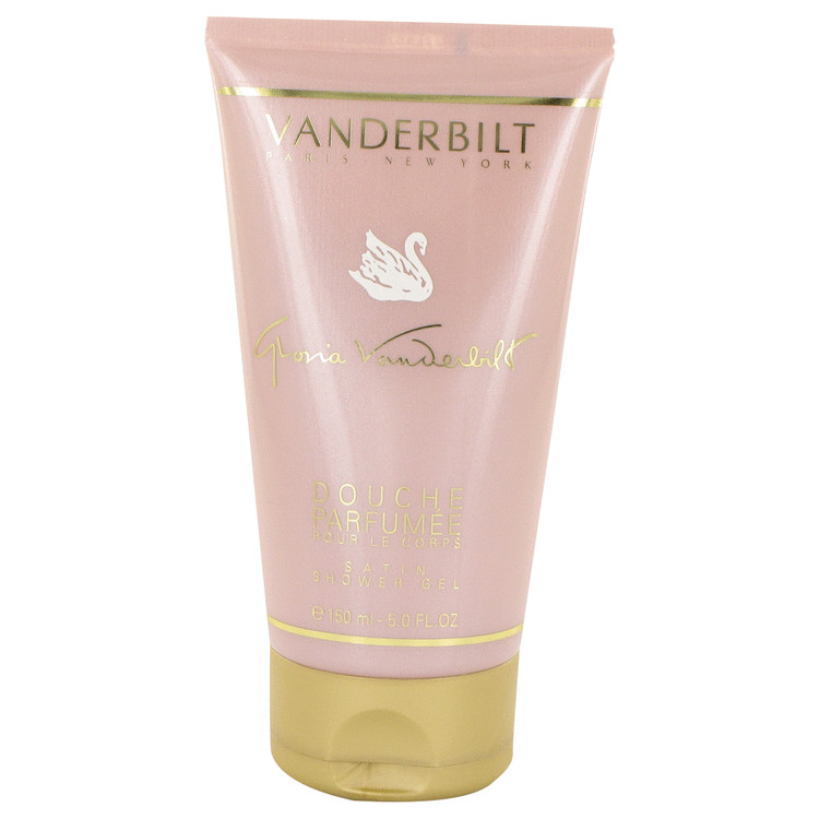 VANDERBILT by Gloria Vanderbilt Shower Gel 5 oz for Women