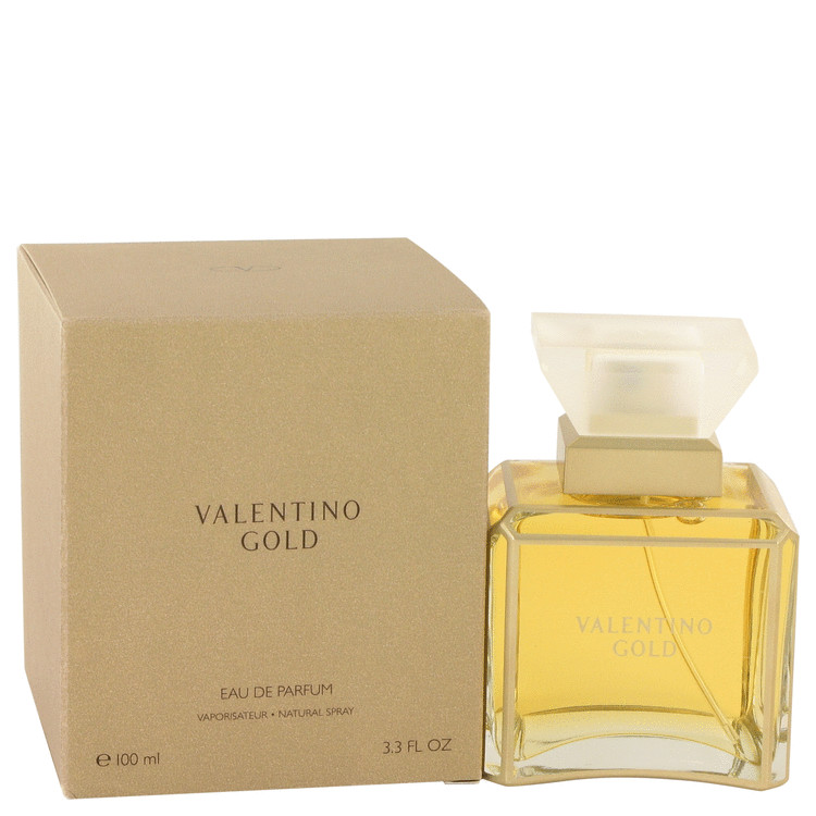 Valentino Gold by Valentino Eau De Parfum Spray 3.3 oz for Women