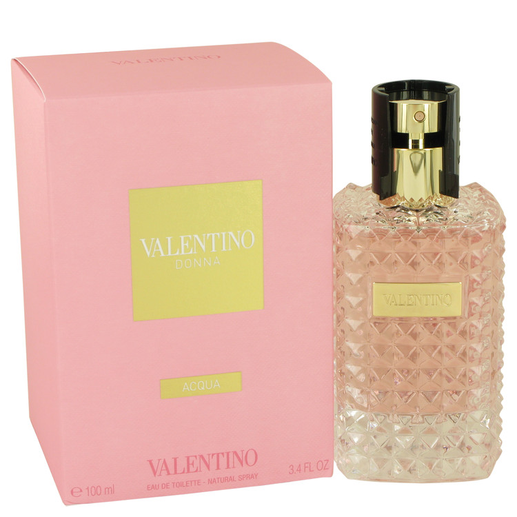 Valentino Donna Acqua by Valentino 3.4 oz Eau De Toilette Spray for Women