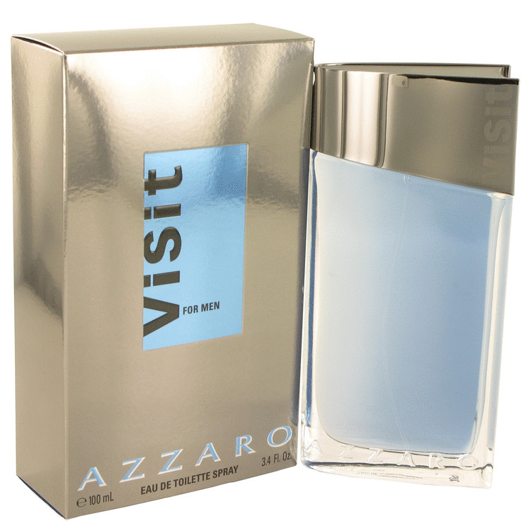 Visit by Loris Azzaro Eau De Toilette Spray 3.4 oz for Men