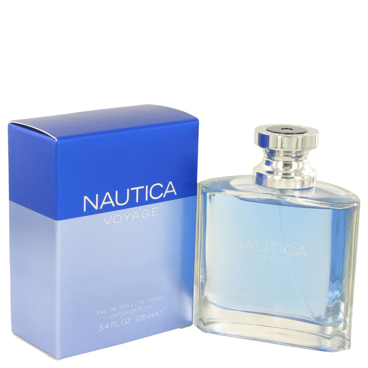 Nautica Voyage by Nautica 3.4 oz Eau De Toilette Spray for Men