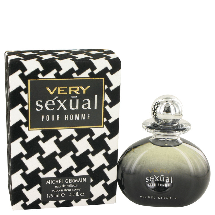 Very Sexual by Michel Germain 4.2 oz Eau De Toilette Spray for Men