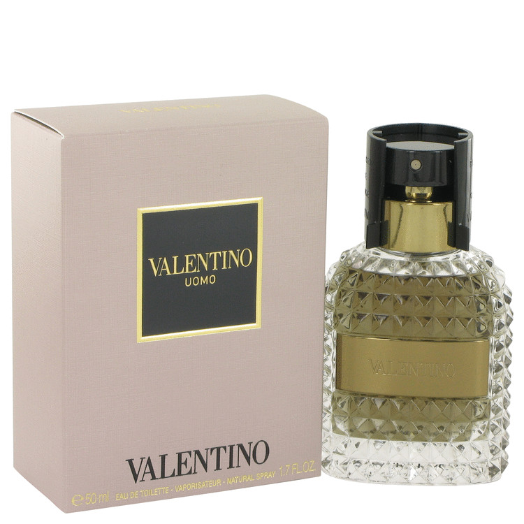 Valentino Uomo by Valentino Eau De Toilette Spray 1.7 oz for Men