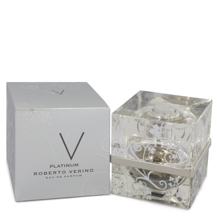 V V Platinum by Roberto Verino 1.7 oz Eau De Parfum Spray for Women