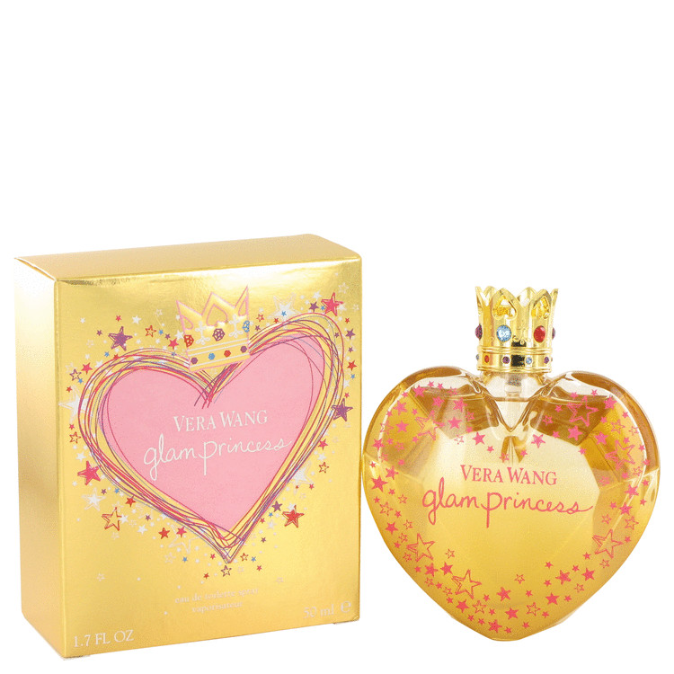 Vera Wang Glam Princess by Vera Wang 1.7 oz Eau De Toilette Spray for Women