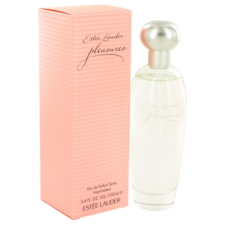 Pleasures by Estee Lauder 3.4 oz Eau De Parfum Spray for Women