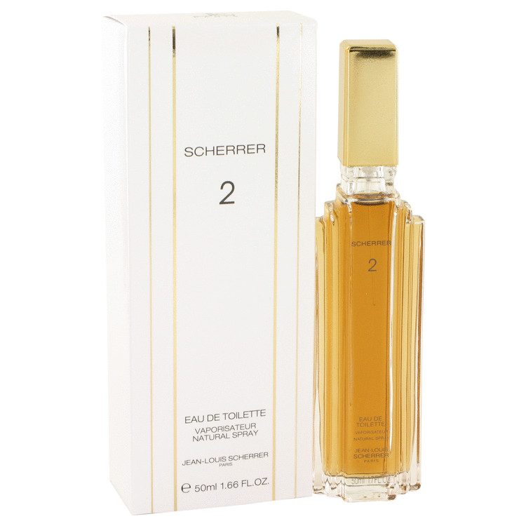 SCHERRER II by Jean Louis Scherrer Eau De Toilette Spray 1.7 oz for Women
