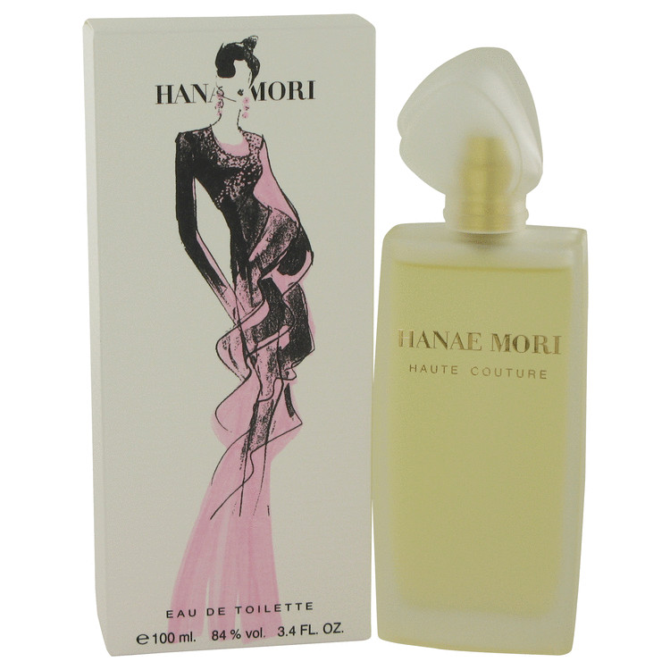 Hanae Mori Haute Couture by Hanae Mori 3.4 oz Eau De Toilette Spray for Women