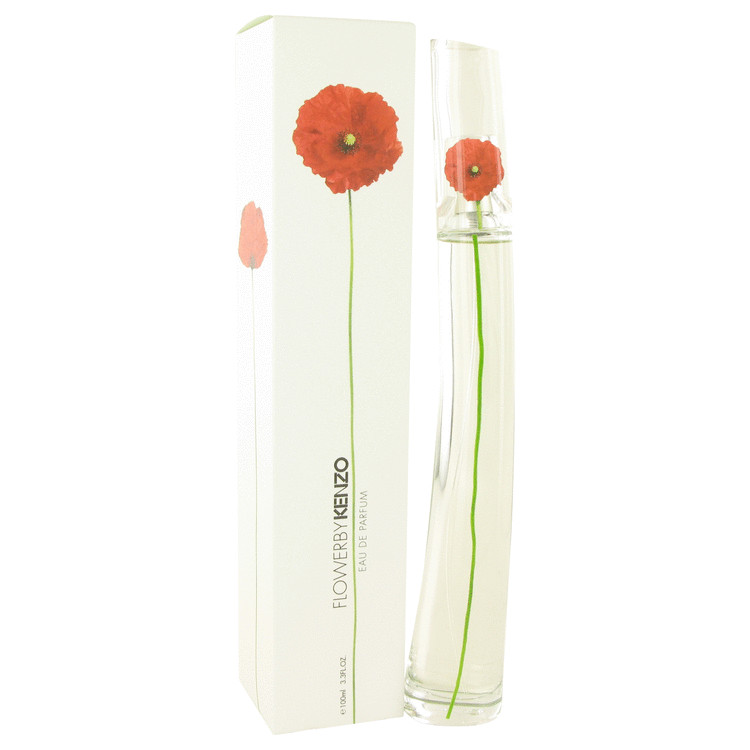 kenzo FLOWER by Kenzo Eau De Parfum Spray 3.4 oz for Women