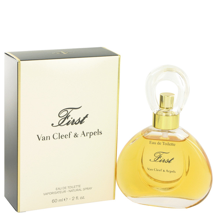 FIRST by Van Cleef & Arpels Eau De Toilette Spray 2 oz for Women