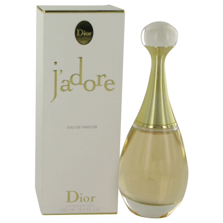 Jadore by Christian Dior 3.4 oz Eau De Parfum Spray for Women