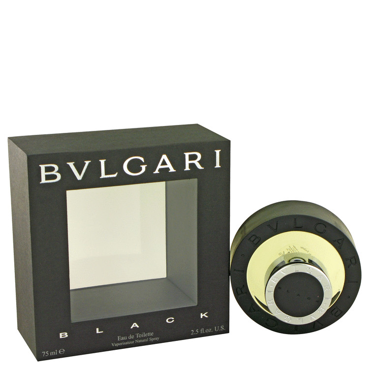 BVLGARI BLACK (Bulgari) by Bvlgari Eau De Toilette Spray (Unisex) 2.5 oz for Women