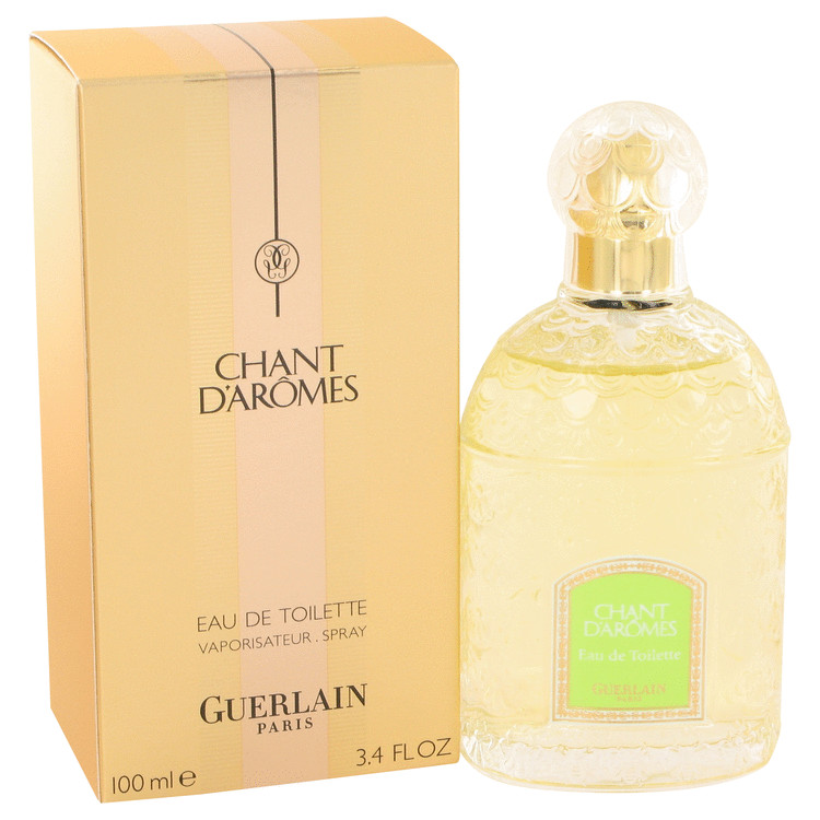 CHANT D'AROMES by Guerlain Eau De Toilette Spray 3.4 oz for Women