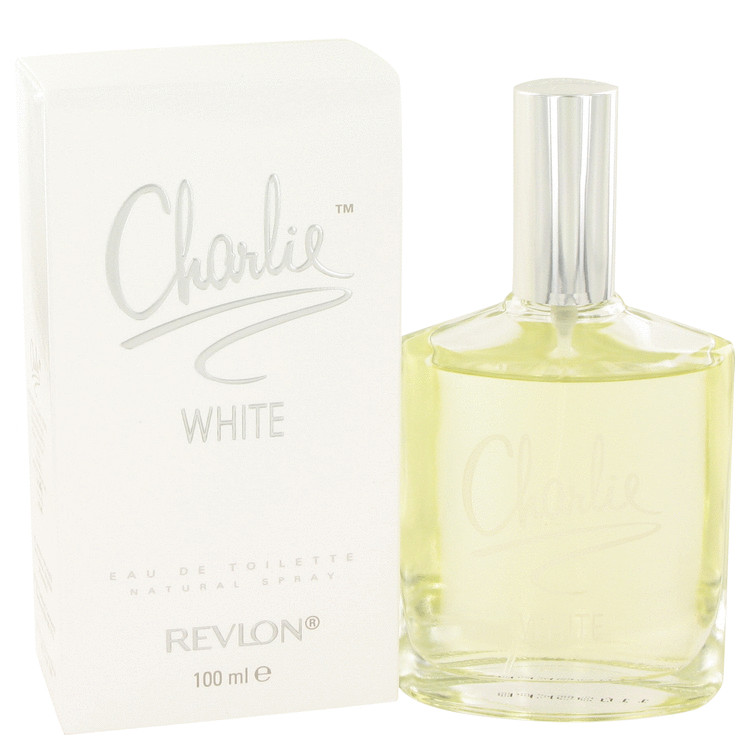 Charlie White by Revlon 3.4 oz Eau De Toilette Spray for Women