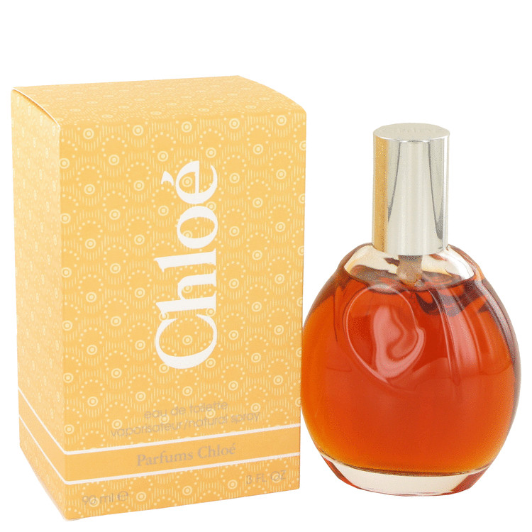 CHLOE by Chloe Eau De Toilette Spray 3 oz for Women