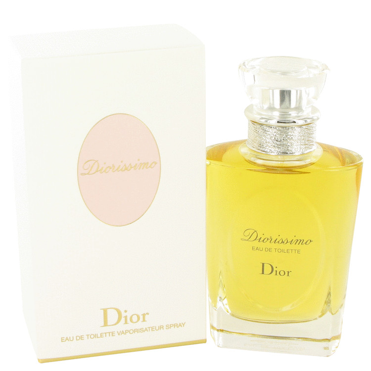 Diorissimo by Christian Dior 3.4 oz Eau De Toilette Spray for Women