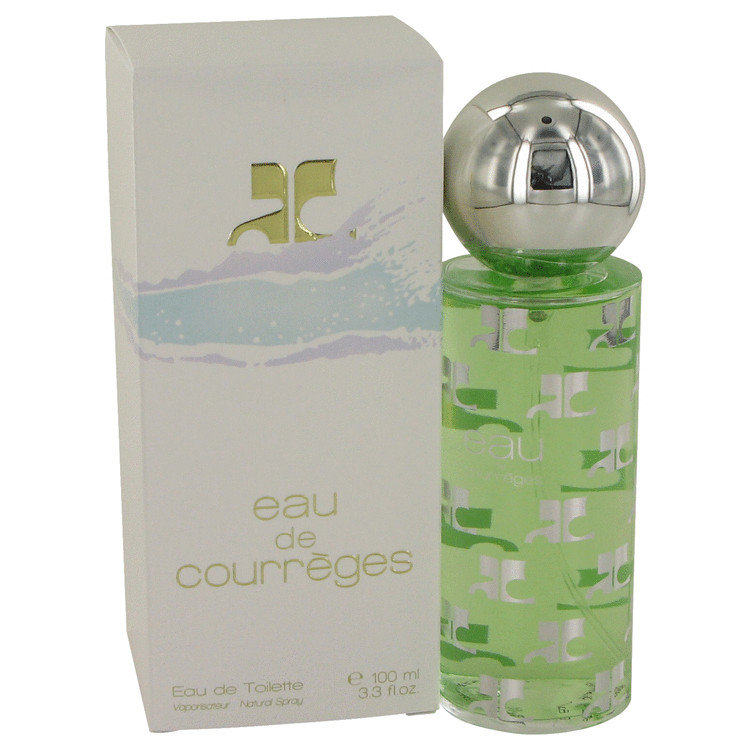 Eau De Courreges by Courreges 3.4 oz Eau De Toilette Spray for Women