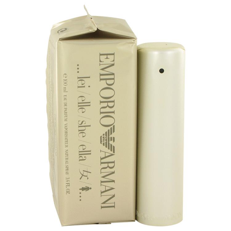 Emporio Armani by Giorgio Armani 3.4 oz Eau De Parfum Spray for Women 7bd3da2d3b4