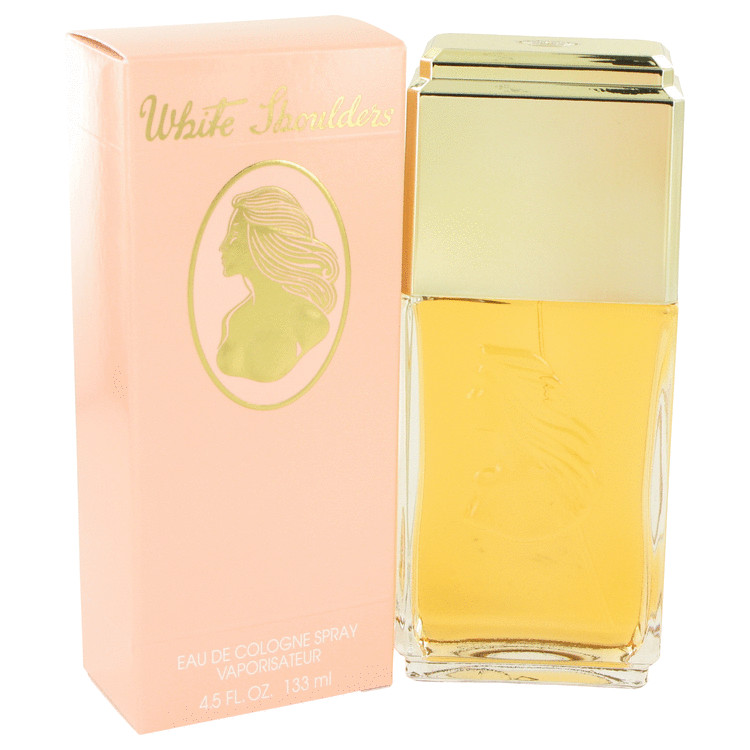 WHITE SHOULDERS by Evyan Cologne Spray 4.5 oz for Women