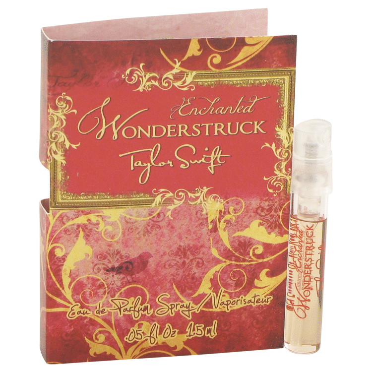 Wonderstruck Enchanted by Taylor Swift Vial (sample) .05 oz for Women
