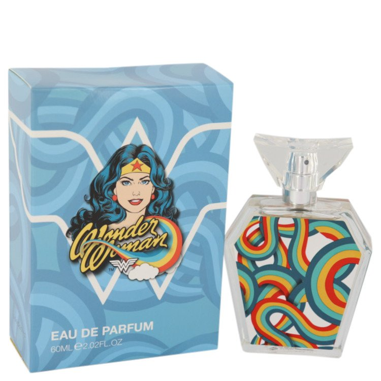 Wonder Woman by Marmol & Son 2 oz Eau De Parfum Spray for Women