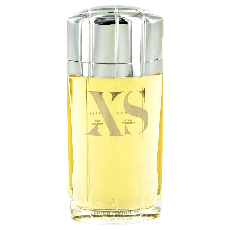 Xs by Paco Rabanne 3.4 oz Eau De Toilette Spray for Men
