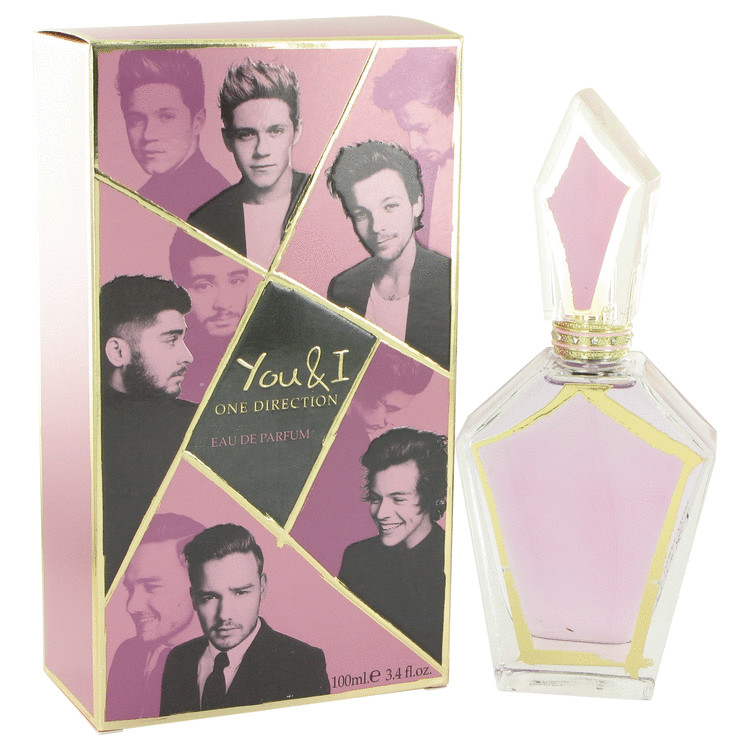 You & I by One Direction 3.4 oz Eau De Parfum Spray for Women