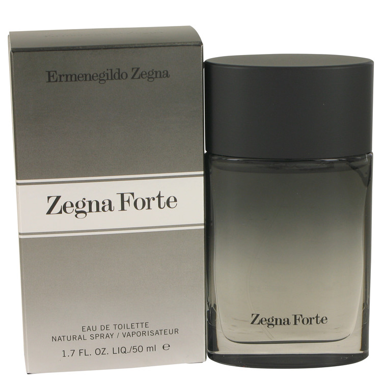 Zegna Forte by Ermenegildo Zegna 1.7 oz Eau De Toilette Spray for Men
