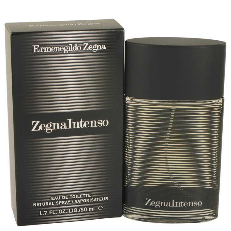Zegna Intenso by Ermenegildo Zegna 1.7 oz Eau De Toilette Spray for Men
