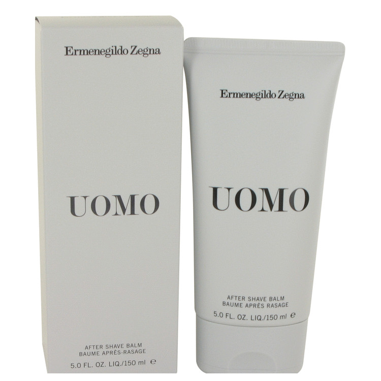 Zegna Uomo by Ermenegildo Zegna After Shave Balm 5 oz for Men