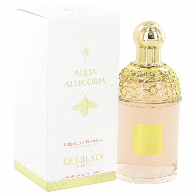 Aqua Allegoria Nerolia Bianca by Guerlain Eau De Toilette Spray 4.2 oz for Women