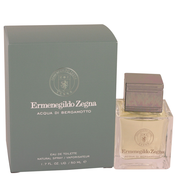 Acqua Di Bergamotto by Ermenegildo Zegna Eau De Toilette Spray 1.7 oz for Men