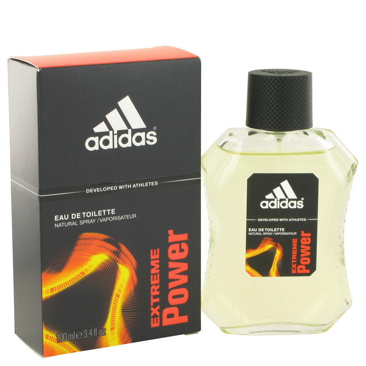 Adidas Extreme Power by Adidas Eau De Toilette Spray 3.4 oz for Men