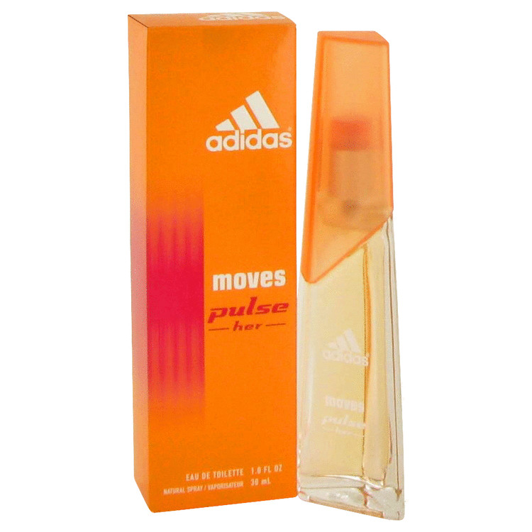 Adidas Moves Pulse by Adidas Eau De Toilette Spray 1 oz for Women