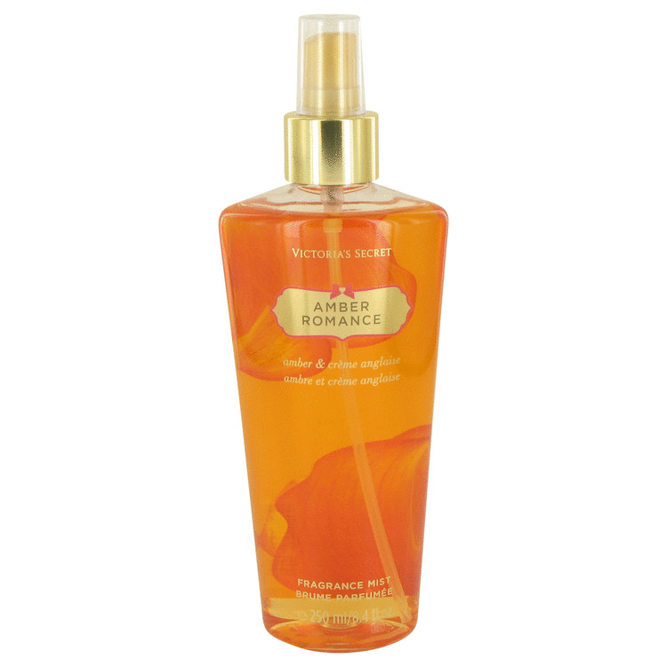 Amber Romance by Victoria's Secret Fragrance Mist 8.4 oz for Women