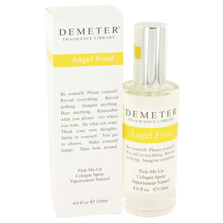 Demeter by Demeter Angel Food Cologne Spray 4 oz for Women