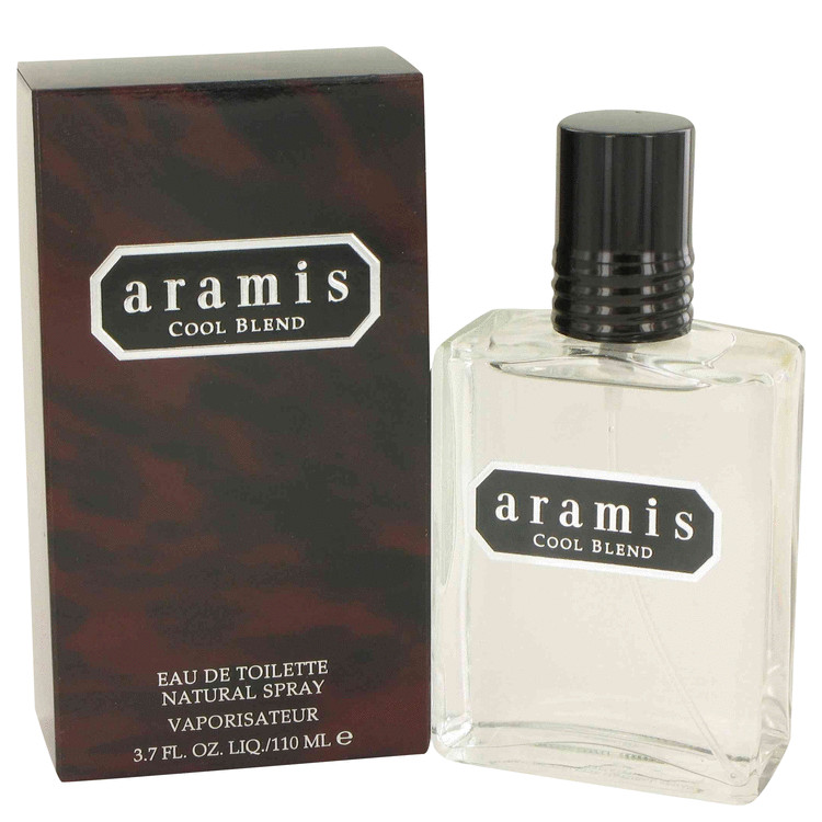 Aramis Cool Blend by Aramis Eau De Toilette Spray 3.7 oz for Men