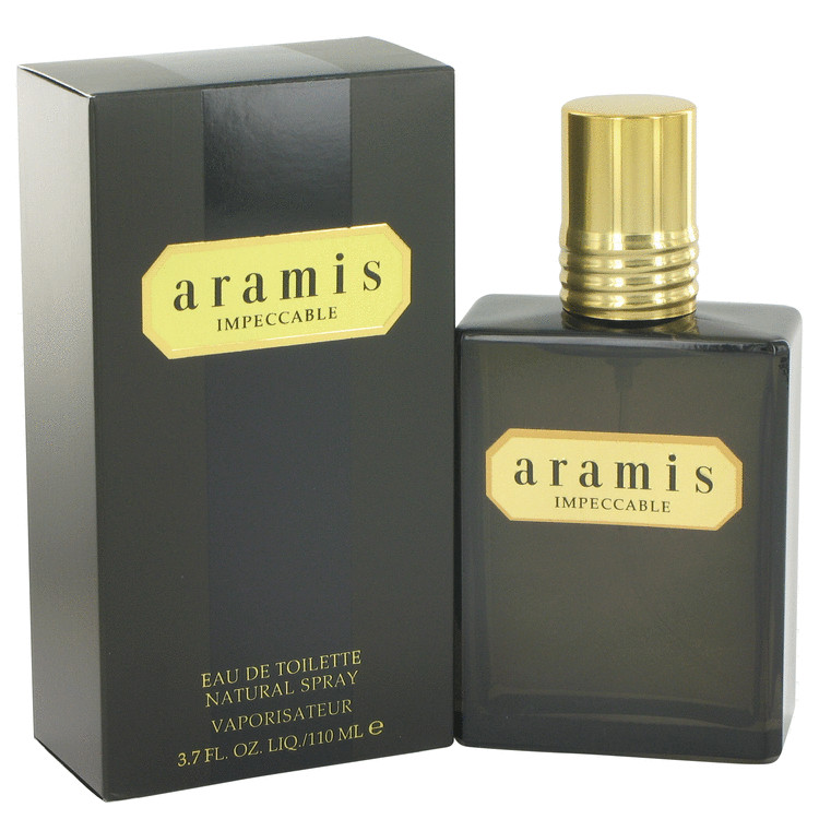 Aramis Impeccable by Aramis Eau De Toilette Spray 3.7 oz for Men