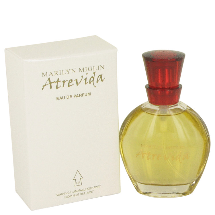 Atrevida by Marilyn Miglin Eau De Parfum Spray 1.7 oz for Women
