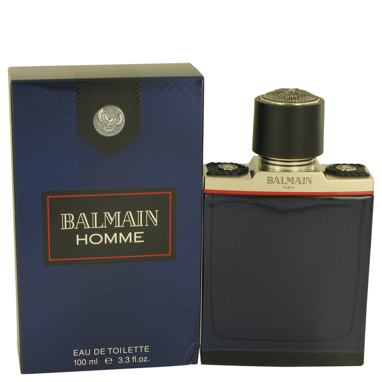 Balmain Homme by Balmain Eau De Toilette Spray 3.4 oz for Men