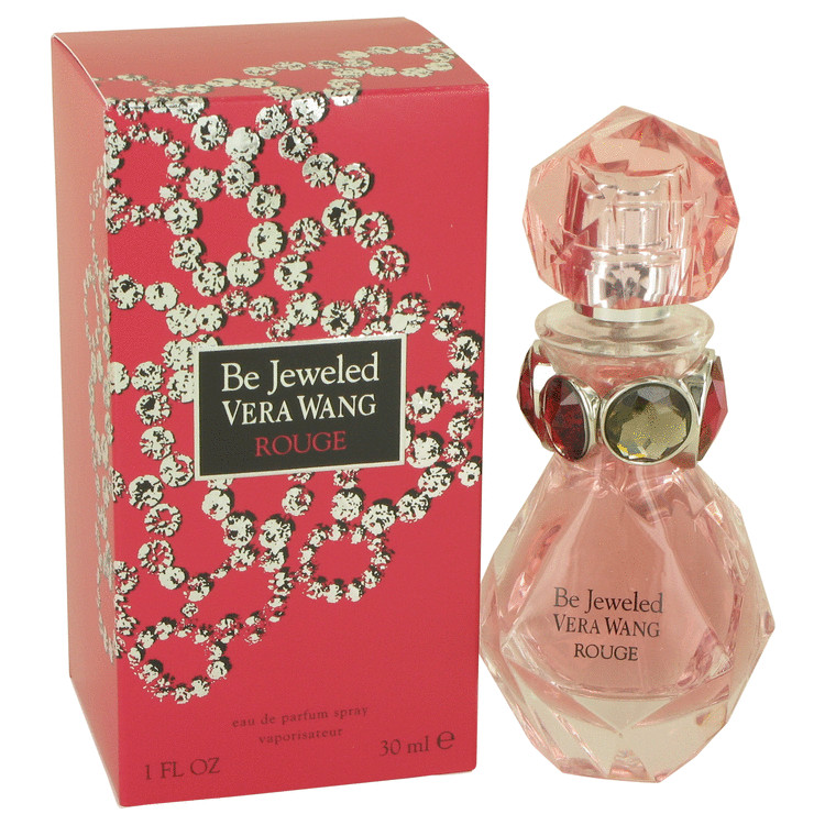 Be Jeweled Rouge by Vera Wang Eau De Parfum Spray 1 oz for Women