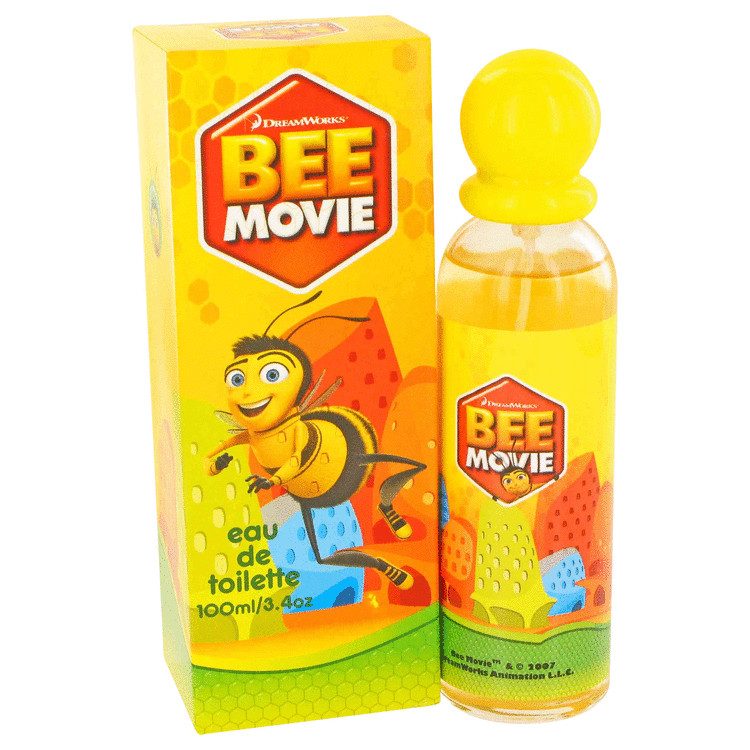 Bee Movie by Dreamworks Eau De Toilette Spray 3.4 oz for Women