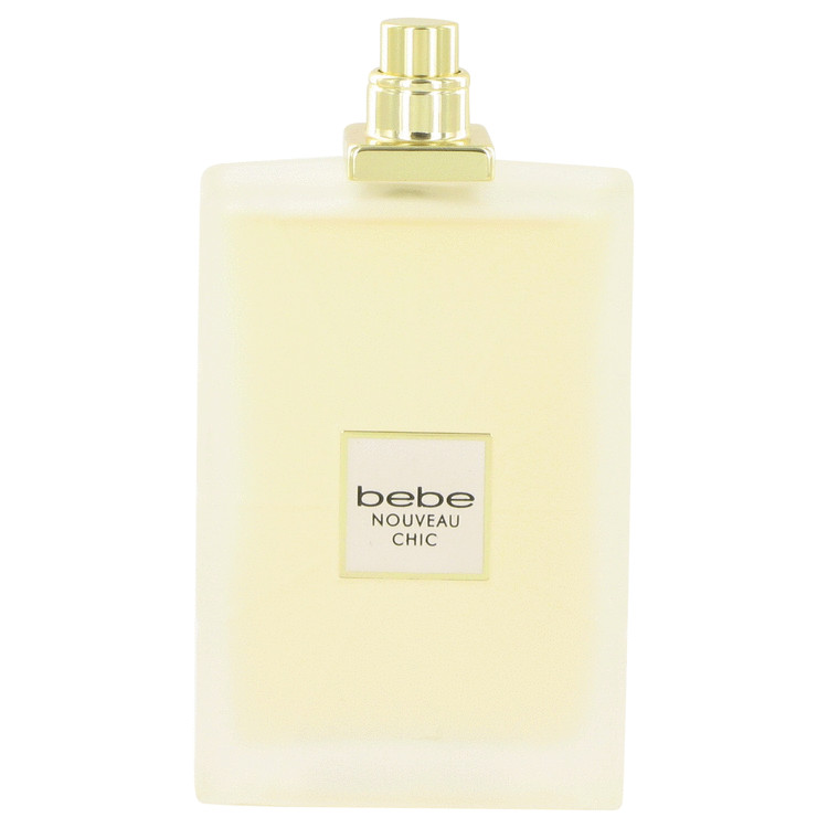 Bebe Nouveau Chic by Bebe Eau De Parfum Spray (Tester) 3.4 oz for Women
