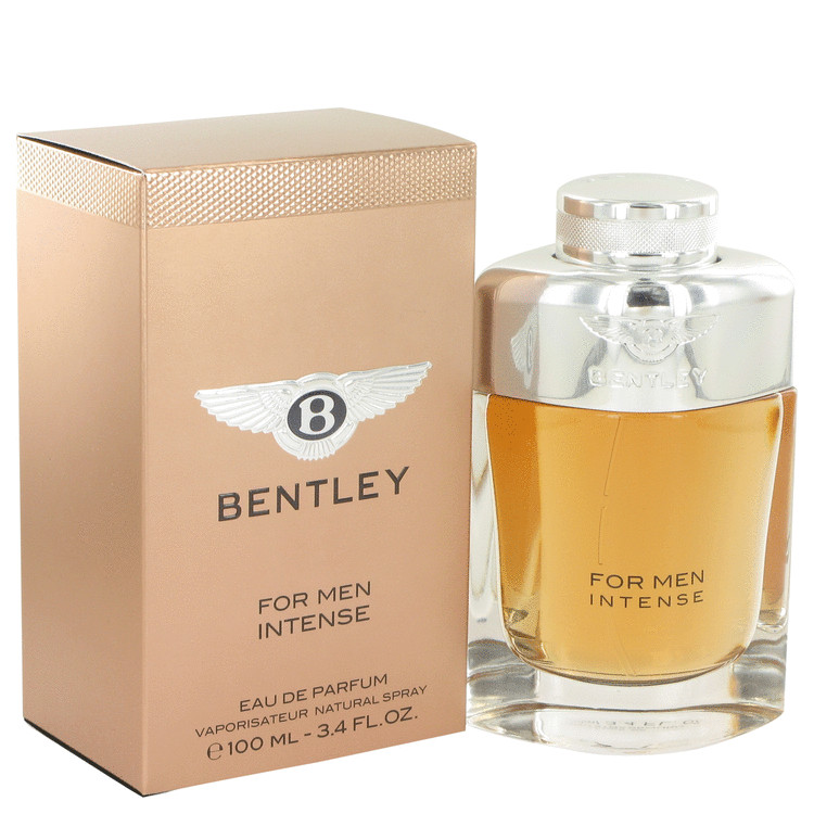 Bentley Intense by Bentley Eau De Parfum Spray 3.4 oz for Men