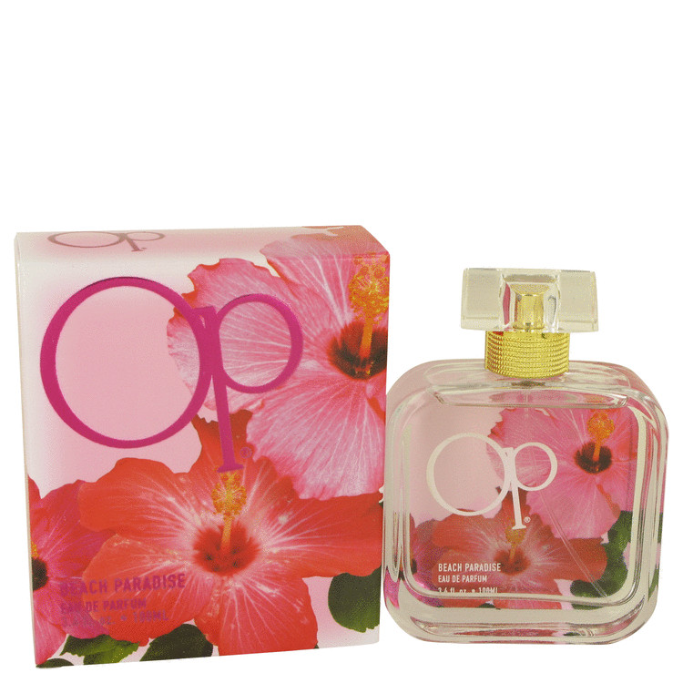Beach Paradise by Ocean Pacific Eau De Parfum Spray 3.4 oz for Women